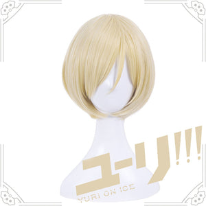 Yuri!!! On Ice Yurio Cosplay Wig