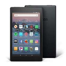 "Load image into Gallery viewer, All-New Fire HD 8 Tablet | 8"" HD Display, 16 GB, Black - with Special Offers"