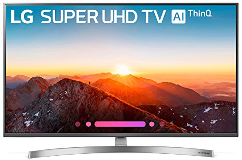 LG Electronics 49SK8000 49-Inch 4K Ultra HD Smart LED TV (2018 Model)