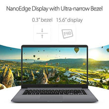 "Load image into Gallery viewer, ASUS VivoBook F510UA 15.6"" Full HD Nanoedge Laptop, Intel Core i5-8250U Processor, 8GB DDR4 RAM, 1TB HDD, USB-C, Fingerprint, Windows 10 Home - F510UA-AH51, Star Gray"