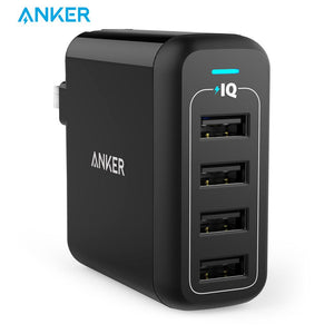 Brand New Anker 40W 4-Port USB Wall Charger