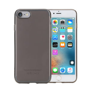 Ultrathin TPU Shockproof Hard Cases Scrub Skin Back For iPhone7 iPhone 7 Plus