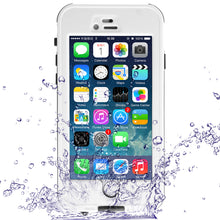 "Load image into Gallery viewer, White Link Dream Waterproof Shockproof SnowProof case Box for iPhone 6 4.7"" 4.7"
