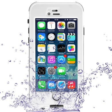 White Link Dream Waterproof Shockproof SnowProof case Box for iPhone 6 4.7