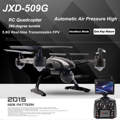 Brand New RC Quadcopter Model JXD 509G 360° rolling 2.0MP HD Camera Top Quality
