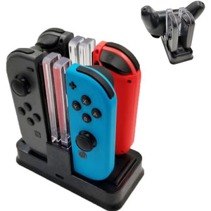 Nintend Switch Controller Charger Charging Dock Station For Nintendos Swicth Joycon and NS Pro Controller With Led Indicator