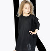 BOdeBO Organic Dress Black 10-16yrs