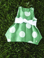Large Image of Gaia by Minimu of Italy Angy Dress 12-24m *DIVINE*