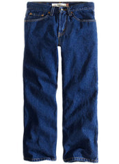 Large Image of Levi's® 569 Relaxed Straight Leg Dark Wash