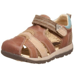 Large Image of  Beeko Flint Fisherman Sandal Brown