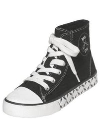Large Image of CP Black Rock Star Hi-top
