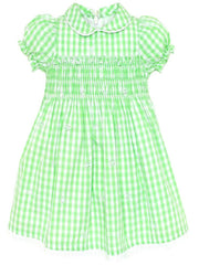 Large Image of Childrens Place Gingham Dress