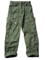 Large Image of Diesel Khaki Pants (1 left)