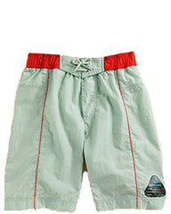 Large Image of Diesel Olive Swimming Shorts