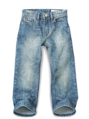 Large Image of DIESEL Light Wash Jeans