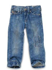 Large Image of DIESEL Patch Jeans
