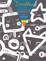 Large Image of Doodles: A Really Giant Colouring and Doodling Book (Paperback)
