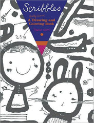 Large Image of Scribbles: A Really Giant Drawing and Coloring Book (Paperback)