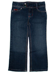 Large Image of Guess Wide-Band 3 Button Jeans