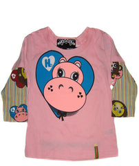 Large Image of Harajuku Lovers Hippo Tee by Gwen Stefani