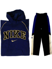 Large Image of Nike 2piece Tracksuit Royal Blue