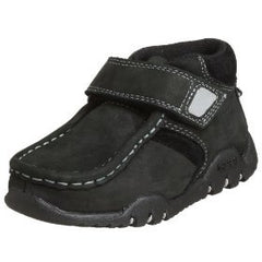 Large Image of Timberland Moc Toe Chukka Black