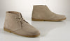 Ralph Lauren Suede Boots Stone *Our Favourite*