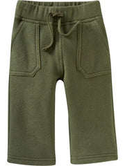 Large Image of Old Navy Fleece Pants Olive
