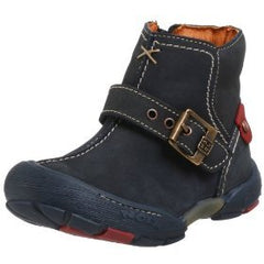 Large Image of Noel Mini Royal Boot Navy