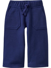 Large Image of Old Navy Fleece Pants Royal Blue