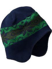 Large Image of Old Navy Fair Isle Hat Green