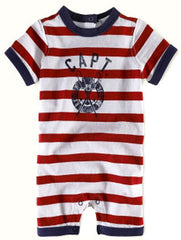Large Image of Ralph Lauren Nautical Shortall
