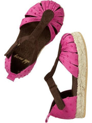 Large Image of Old Navy Espadrille Pink