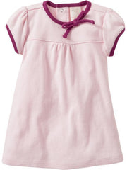 Large Image of Old Navy Jersey Pink Dress