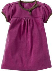 Large Image of Old Navy Jersey Plum Dress