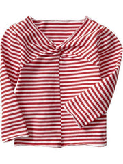 Large Image of Old Navy Twist Front L/Sleeve Top