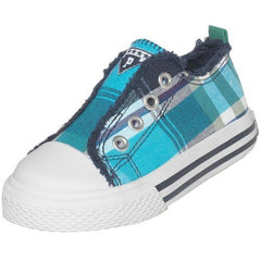 Large Image of Children's Place Lazer Slide-on Sneakers