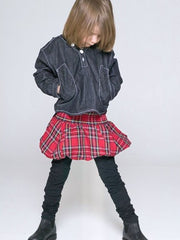 Large Image of Shampoodle Tartan Skirt *Must have*
