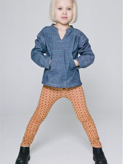 Large Image of Shampoodle Wilde Leggings Honey *we adore*