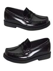Large Image of Sperry Leather Penny Loafer