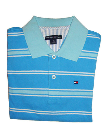 2acfc7048473ed Red Nest - Tommy Hilfiger Kids Striped Polo - 2-14yrs - See More Colours