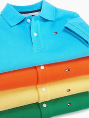 Large Image of Tommy Hilfiger Kids Polo - 2-14yrs - See More Colours
