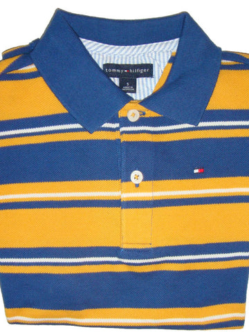 830b4d718b5f Red Nest - Tommy Hilfiger Kids Striped Polo - 2-14yrs - See More Colours