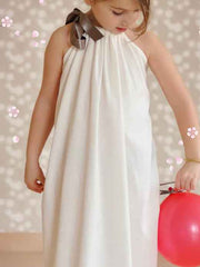 Large Image of Une Sardine A Rio France Lili Dress White