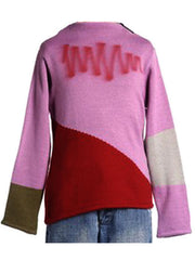 Large Image of VERSACE YOUNG Sweater Pink