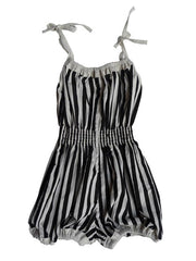 Large Image of Wovenplay Jada Striped Playsuit Suit 3-8yrs *SUMMER MUST-HAVE*