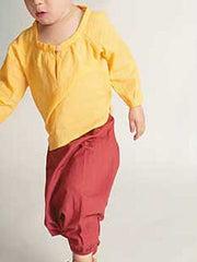 Large Image of Shampoodle Tunic Yellow