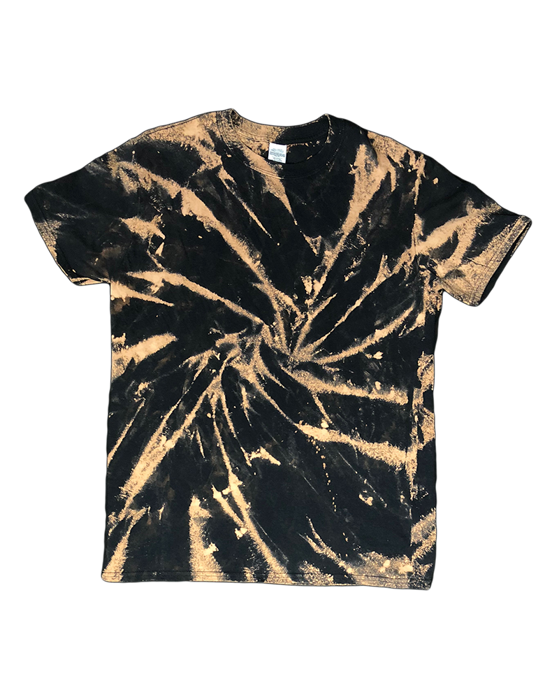 Limited Edition Tiger Stripe Bleach Tee(choose your design)