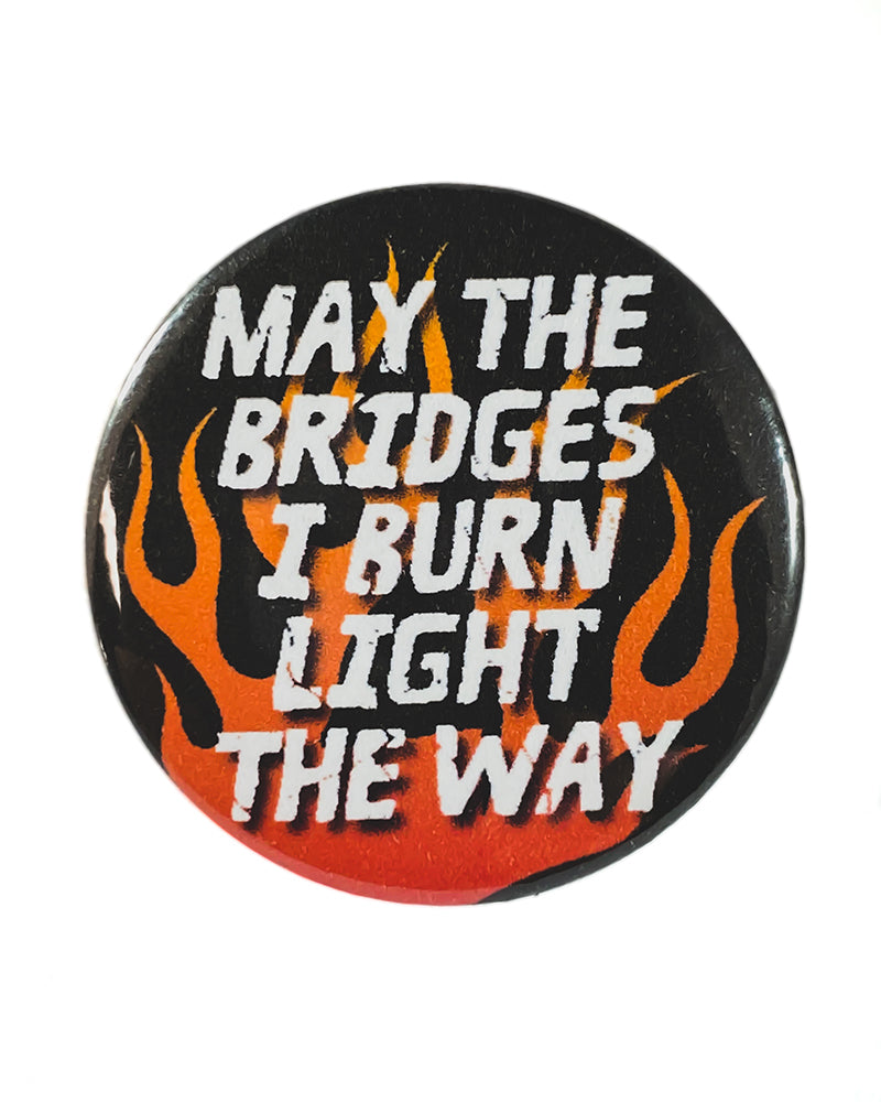 """Light The Way"" Button"