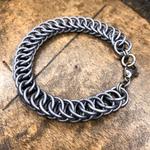 Anodized Aluminum Half Persian Chainmail Bracelet(4 colors avail.)
